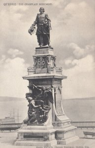 QUEBEC , Canada , 00-10s ; The Champlain Monument