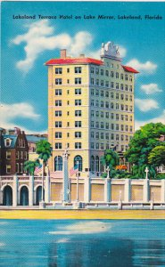 Lakeland Terrace Hotel on Lake Mirror Lakeland Florida