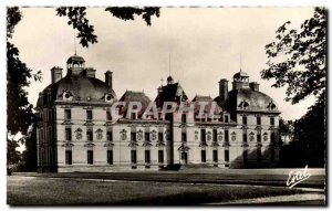 Old Postcard Chateau De Cheverny The South Facade
