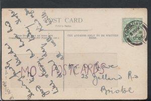 Family History Postcard - Cave - 25 Zetland Road, Bristol RF3618