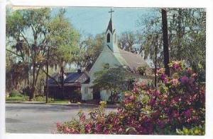 St Jude's Episcopal Church, Walterboro, South Carolina, 40-60s