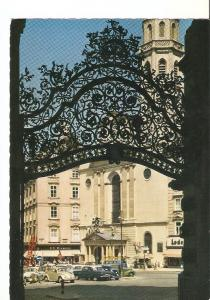 Postal 020553 : Vienna, Entrance do Imperial Palace