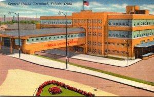 Ohio Toledo Central Union Terminal