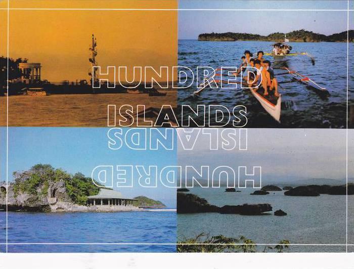 Gulf of Lingayen, Hundred Islands, Phillipines,1950-1970s