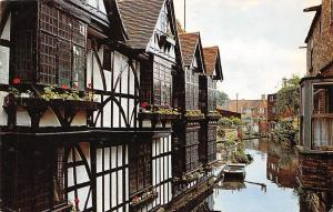The Weavers Canterbury River Boat Houses