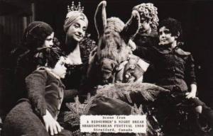 RP, Scene From A Midsummer's Night Dream Shakespearean Festival 1960, Stratfo...
