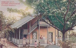FT. DAUPHIN (Madagascar) , 00-10s ; Seminary , President's Residence