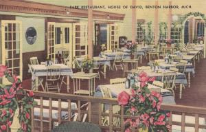 BENTON HARBOR , Michigan, 30-40s; Park Restaurant , House of David