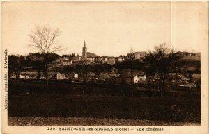 CPA Saint-Cyr-les-Vignes - Vue Generale FRANCE (915760)