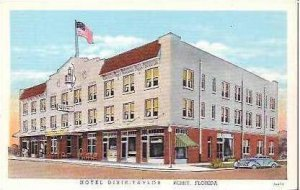FL Perry Hotel Dixie-Taylor