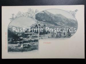 c1902 - Frutigen - Switzerland