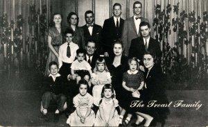 The Troast Family