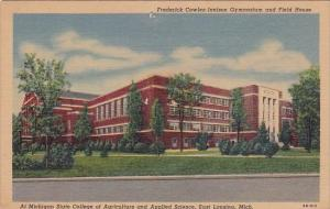 Michigan East Lansing Frederick Cowles Jenison Gymnasium And Field House