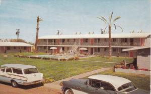 PHOENIX, Arizona, PU-1960; Clifton Apartments, Swimming Pool