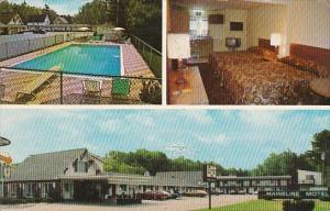 Maine Brunswick Mainline Motel and Swimming Pool
