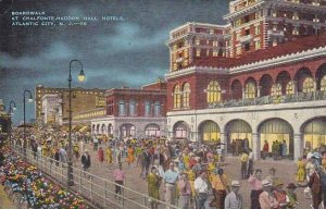 New Jersey Atlantic City Boardwalk At Chalfonte Haddon Hotels
