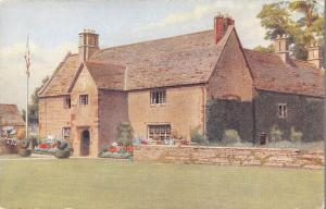 BR95697 sulgrave manor view from lawn   uk