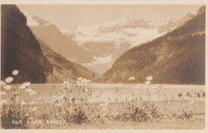 RP: BANFF , Alberta , Canada , 1910-20s ; Lake Louise