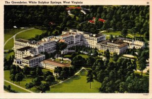 West Virginia White Sulphur Springs The Greenbrier