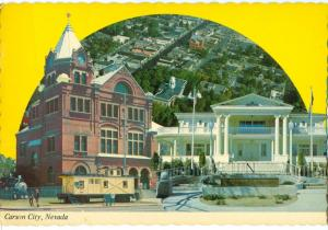 Nevada State Capitol, Carson City, Nevada, unused Postcard