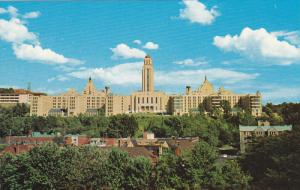 University of Montreal, Mount Royal, Montreal, Quebec, Canada, 50-60s