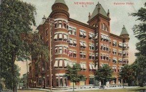NEWBURGH , New York , 1900-10s ; Palatine Hotel