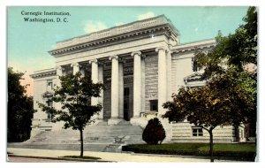 Carnegie Institution, Washington, DC Postcard *6V(2)25