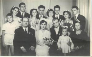 Romania family social history Fotostudio Cluj wedding photo groom bride