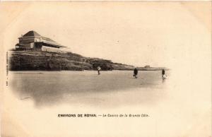 CPA ROYAN - Environs - Le Casino de la Grande Cote (481175)