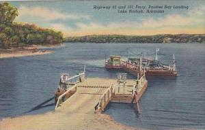 Arkansas Lake Norfork Panther Bay Landing Highway 62 &  101 Ferry