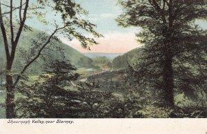CORK, Ireland, 1900-1910s; Shournagh Valley, Near Blarney