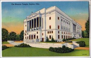 Masonic Temple, Dayton OH