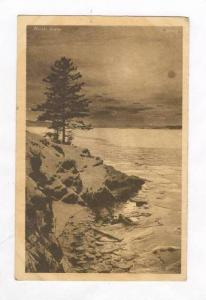 Shoreline view, Norsk Vinter, Norway, 00-10s