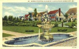 Country Club District in Kansas City, Missouri