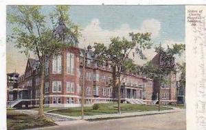 Maine Lewiston Sisters of Charity Hospital