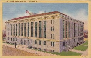New Jersey Trenton The Post Office Building
