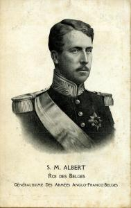 Belgian Royalty - King Albert