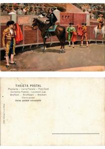 CPA Bullfighting - Peticion de la Llave (776035)