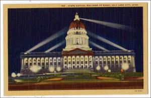State Capitol Bldg, Salt Lake City UT
