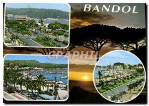 Postcard Modern Riviera Var Bandol Remembrance