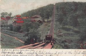 MAUCH CHUNK , Pennsylvania, 1906 ; Mt Pisgah Plane, Switchback Railway