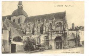Falaise , France, 00-10s ; Eglise Trinite