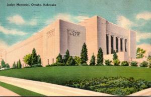 Nebraska Omaha Joslyn Memorial 1948