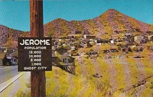 Arizona Jerome Ghost City