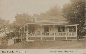 RP; PARIS , New York, 1900-10s ; The Roost