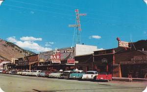 Street Scene , JACKSON , Wyoming , 50-60s