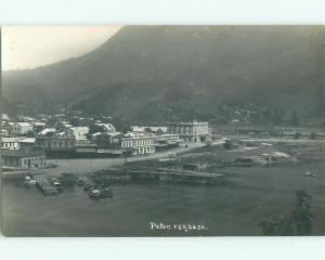 old rppc NICE VIEW Picton New Zealand i1931