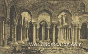 Convento dei Benedeffini Monreale, Italy Unused