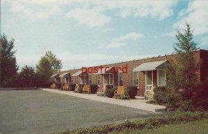 Cloister Motor Court Ephrata Borough PA S.L. Greenly Proprietor, Ultra Modern