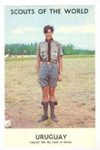 Boy Scouts of the World, Uruguay,40-60s
